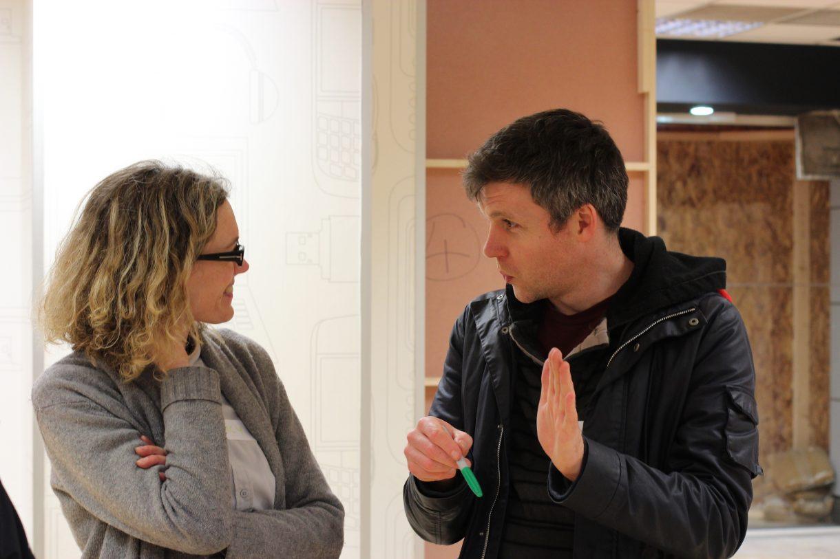Simon Watt and Mercy
